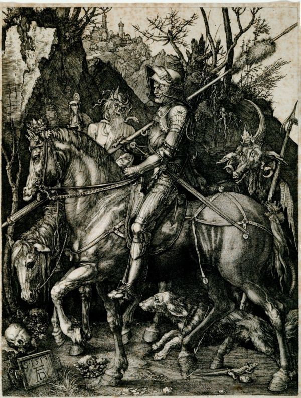 the-knight-death-and-the-devil-durer