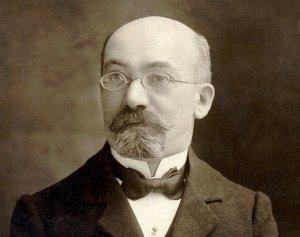 Portrait of Dr. Zamenhof, aka Dr. Esperanto