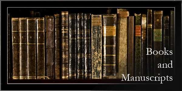 Books and Manuscripts