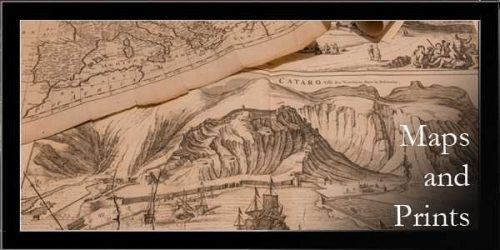Maps, Prints and Engravings