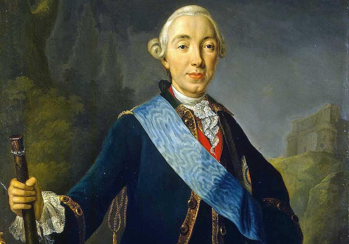 coronation of Peter iii of Russia