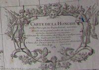 1780-Carte-de-la-Hongrie-Guillaume-De-LIsle-Antique-Map-Hungary-Copperplate-183302132871-2