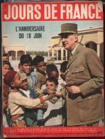 1957-Jours-de-France-Magazine-French-No-136-Illustrated-Africa-Colonies-401417487451