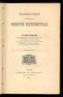 1912-Claude-Bernard-Introduction-Medecine-Experimentale-Experimental-Medicine-401139571785-2