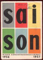 1956-Original-Concert-Program-Brochure-Sai-Son-Classical-Music-Barockmusik-183442714976
