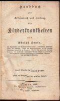 1830-Adolph-Henke-German-Medical-Medicine-Pediatrics-Austria-Germany-Children-401294868557