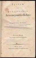 1824-Franz-Herrmann-Arzeneymittellehr-Materia-Medica-Pharmacology-Medicine-401133816468
