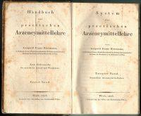 1824-Franz-Herrmann-Arzeneymittellehr-Materia-Medica-Pharmacology-Medicine-401133816468-7