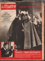 1943-LIllustre-Journal-Magazine-War-WWII-Illustrated-Portugal-No-42-Swiss-182808505128