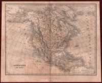 Old-Map-North-America-Steel-Engraving-19th-Century-Jules-Renouard-401673155048