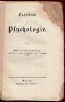 1843-Lehrbuch-der-Psychologie-Ritter-Johann-Lichtenfels-Textbook-of-Psychology-401138060969