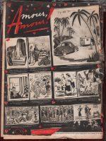 1943-LIllustre-Journal-Magazine-War-WWII-Illustrated-Destins-No-48-401417487739-3